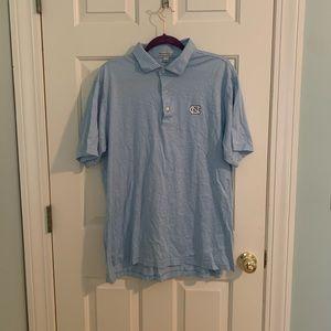 Men's Peter Millar Carolina Golf shirt